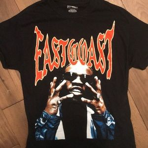 Other - Vintage Asap Ferg EastCoast Tee Size medium